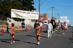 Historical Society leads parade